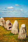 Ales Stenar Viking Standing Stones