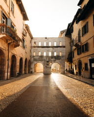 Verona, Portoni Borsari