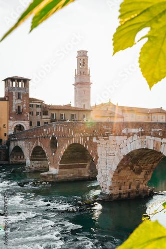 Verona, Ponte Pietra  - 254516724