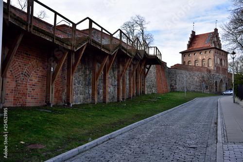 Historic buildings and walls of Stargard (Szczecinski) - 254521985