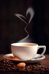 aromatische Tasse Kaffee