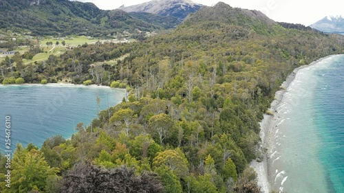 The lookout point at Bob's Cove, Queenstown, South Island, New Zealand