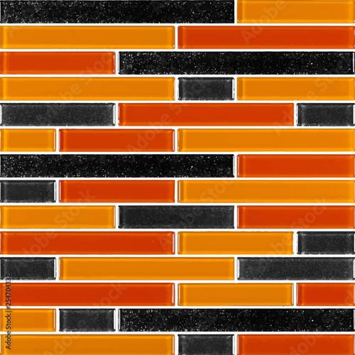Geometric ornamental vector pattern. Seamless design. - 254704332