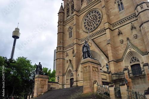 obraz lub plakat Cathedral in Sydney, Australia