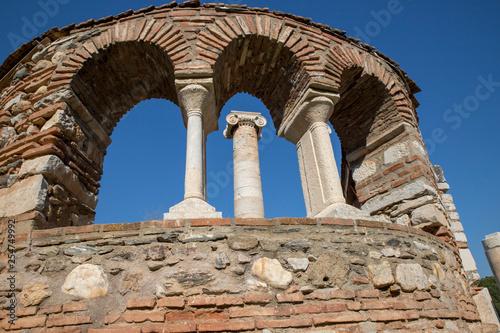 Temple of Artemis in Salihli; Turkey