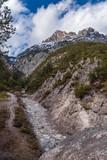 Arzbergschlucht bei Telfs Tirol
