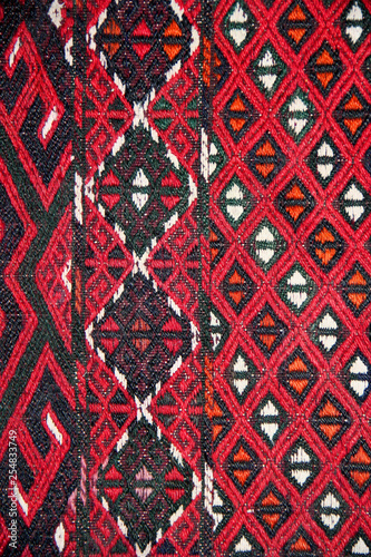carpet pattern as background - 254833749