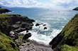Sur la côte irlandaise