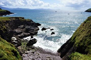 Sur la côte irlandaise © Eva