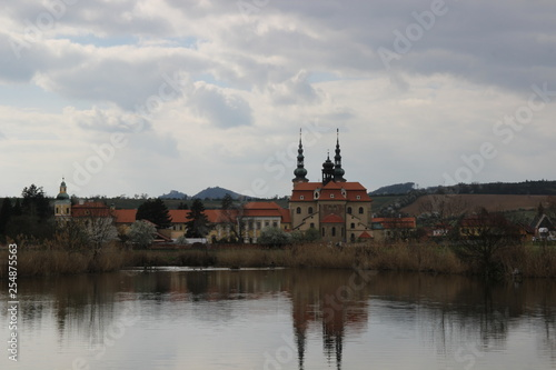 obraz lub plakat Basilica Velehrad, Czech republic, Europe
