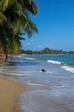 beautiful tropical beach Lamai, Koh Samui, Thailand