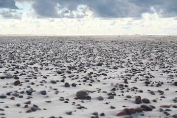 Plaża Morze Kamienie © Tomasz