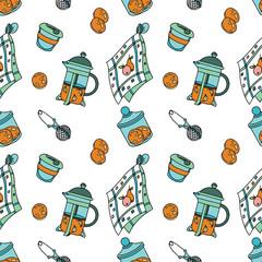 zero waste pattern © Tangam