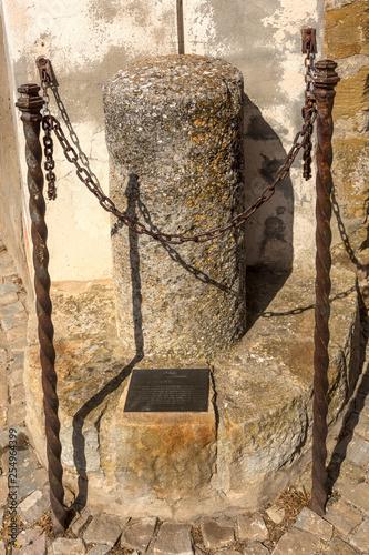 La pietra della gogna