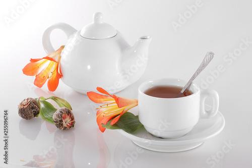Still life with herbal tea © Pretti