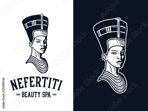 Nefertiti queen of ancient beauty