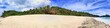 Stunning high resolution beach panorama taken on the paradise islands Seychelles - 255139164