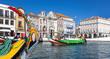 Leinwanddruck Bild - Aveiro, Portugal
