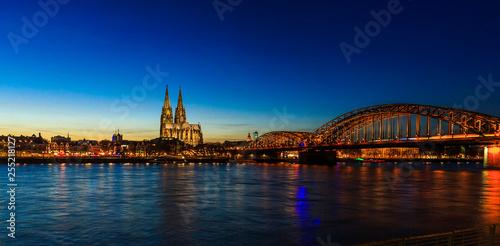 Foto Murales Köln Panorama