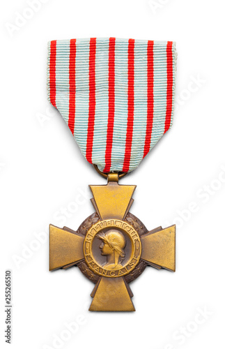French War Medal