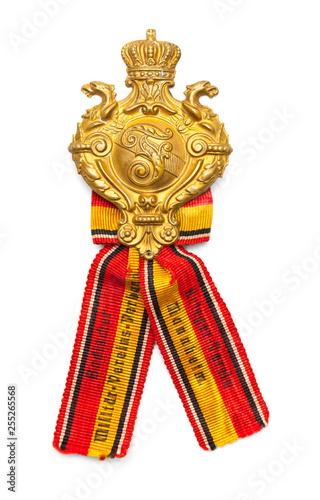 German Imperial Baden Military Badge