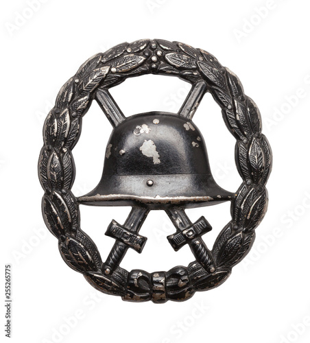 German Wound Badge
