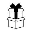 gift box present in box