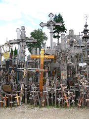 Hill of Crosses,  Lithuania © Sergey