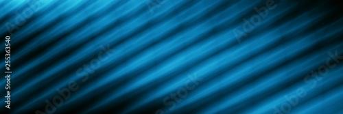 Blue wide screen backdrop abstraction elegant background © rmion