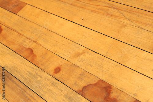 parquet en bois