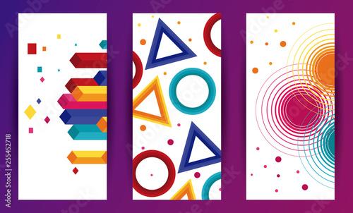 Color cards concept - 255452718