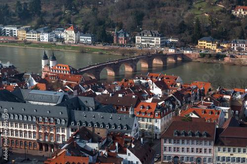 obraz lub plakat Heidelberg
