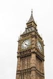 Fototapeta Big Ben - Big Ben great bell clock at the Palace of Westminster in London England © Benjamin