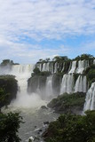 Argentinien Foz do Iguacu Wasserfall