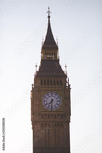 obraz lub plakat big ben in london