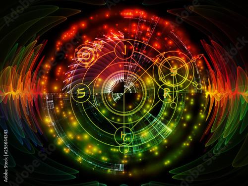 Energy of Mystic Circle