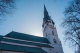 Catholic Parich Church of Virgin Mary's Assumption in Spisska Nova Ves, Slovakia