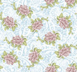 flower pattern on background - 255783311