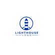 Lighthouse Design Logo Element