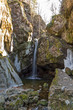 Amazing view of Kostenets waterfall, Rila Mountain, Bulgaria - 255820319