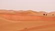 Wüste Sahara in Marokko