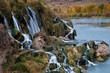 Fall Creek falls of winding waters. - 255859934