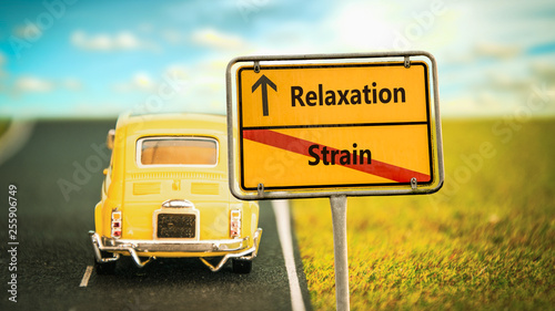 Sign 355 - Relaxation