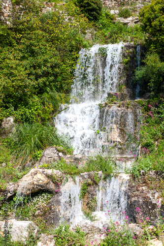 waterfall, Grasse, Provence, France