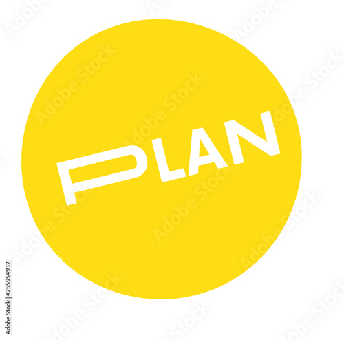 Plan label illustration