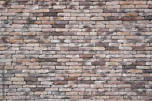 background of brick wall texture - 256002906