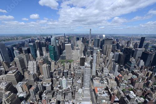 Panoramic of the Isle of Manhattan, New York © Guillermo