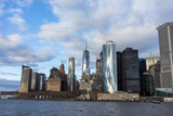 Fototapeta Nowy York - New York City panorama skyline at day © dima