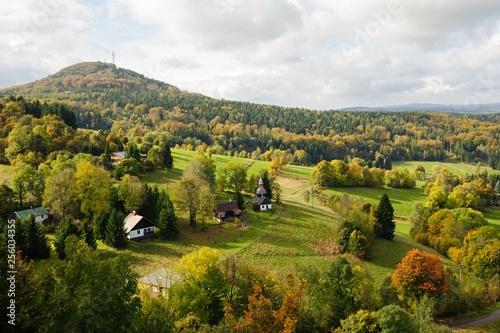 Autumn colorful landscape © ondrej83