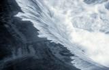 Fototapeta Fototapety na sufit - ścieki spływające i pieniące się © Henryk Niestrój